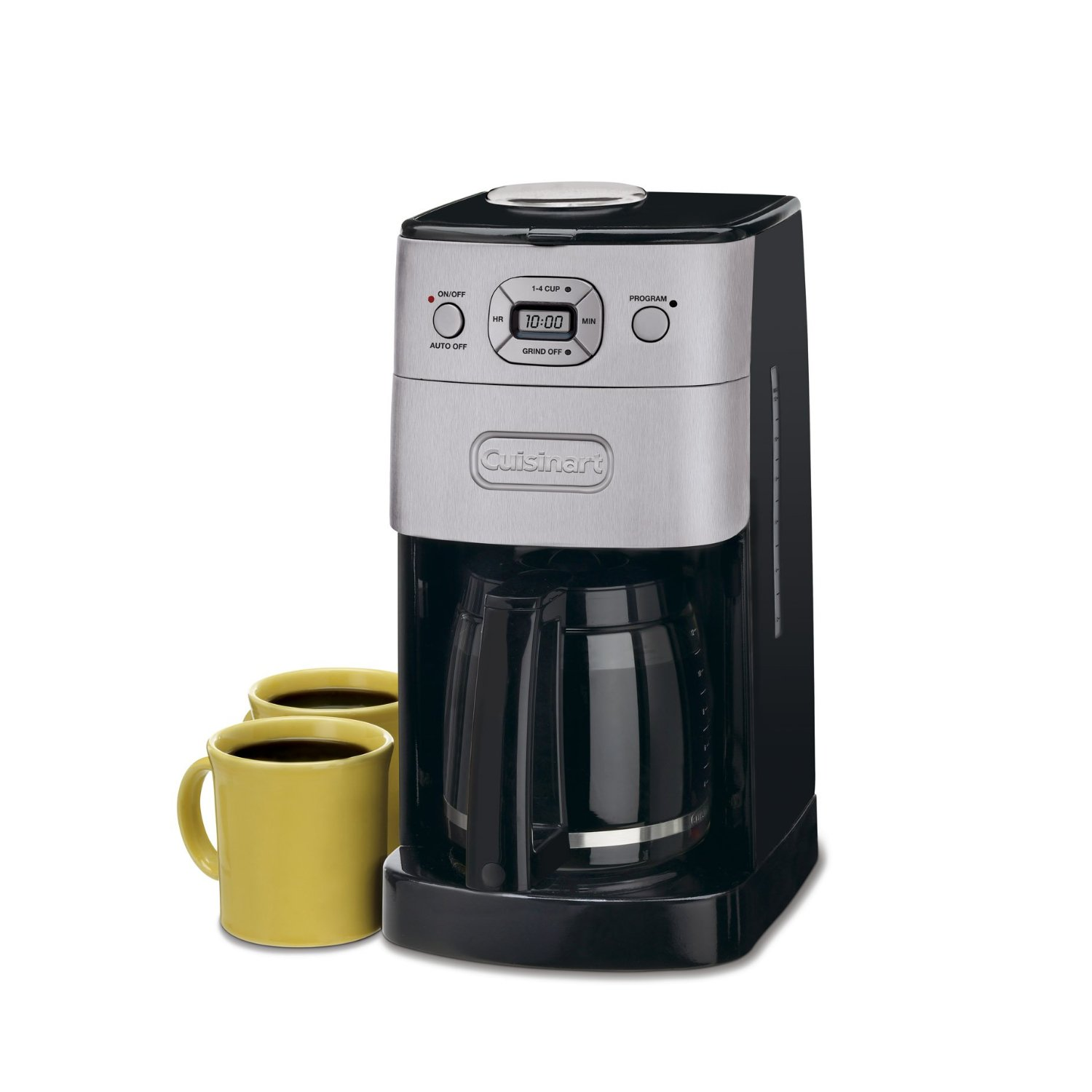 Best Coffee maker with Grinder Cuisinart