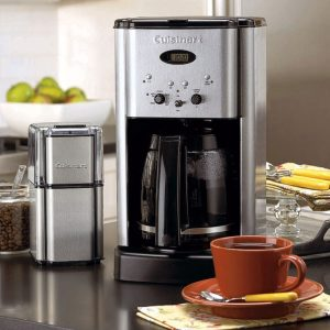 Smart Coffee Maker and Grinder