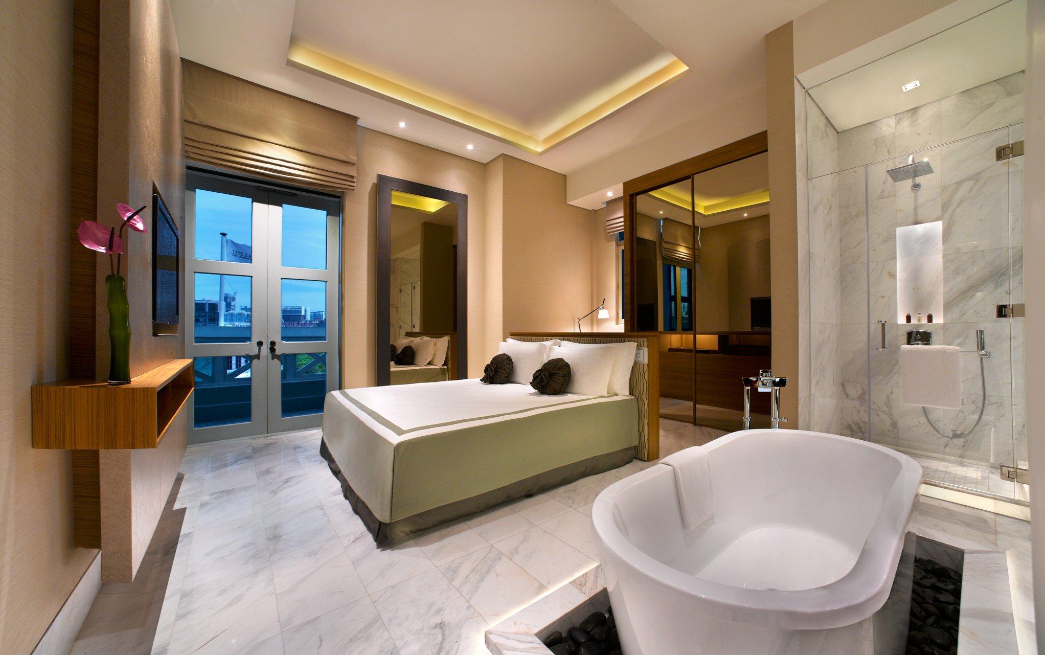 Combo 5 Function Bath Shower Head