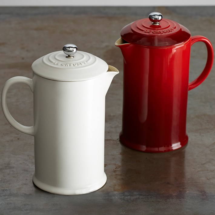 Stoneware French Press
