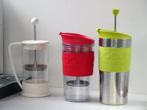 Travel French Press Cofeemaker