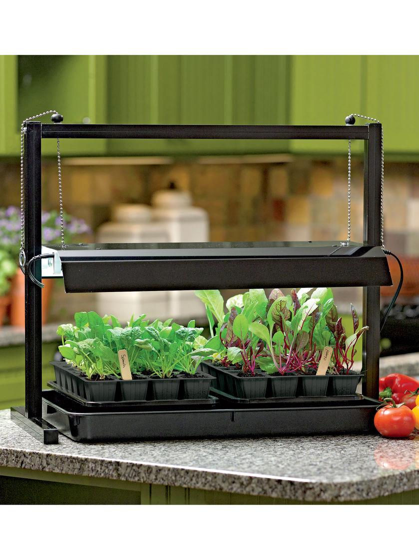 Indoor Grow Light Reflector Hood