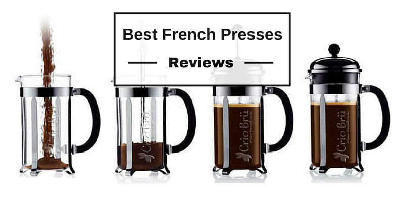 French Press Coffee Maker Cholesterol : Top 9 French Press Coffeemaker Review 2016 Ultimate Guideline