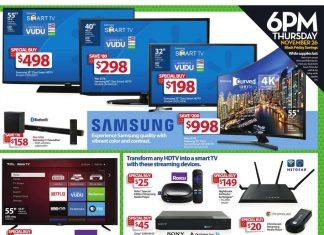 Black Friday 2016 tv deals