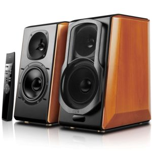 Edifier S2000pro Powered Bluetooth Bookshelf Speakers