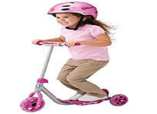 Baby electric scooter