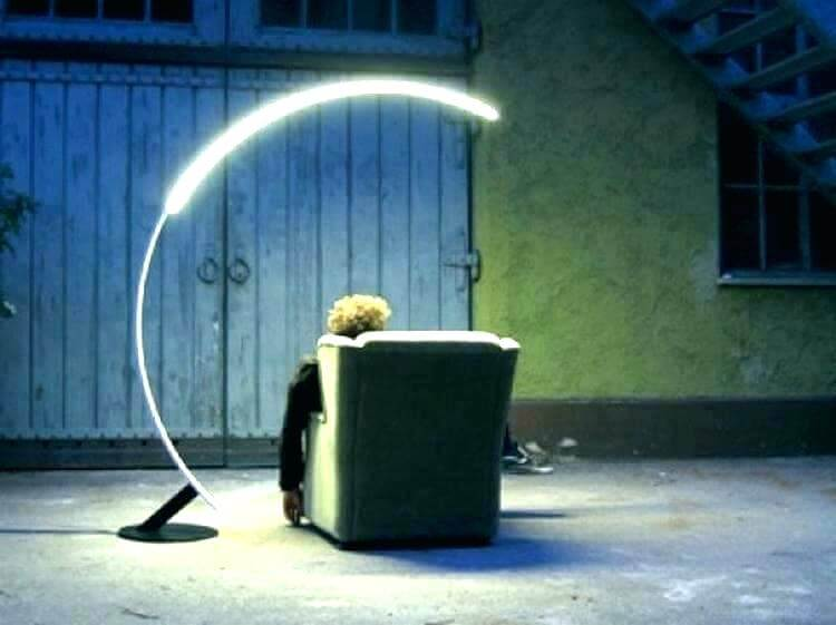 Floor Lamp Reading Adjustable Light